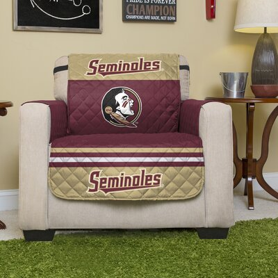 NCAA Polyester Armchair Slipcover NCAA Team: University of Central Florida