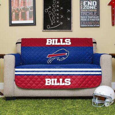 NFL Loveseat Slipcover NFL Team: Buffalo Bills