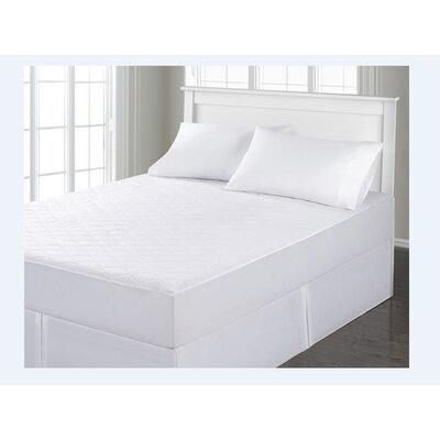 Velvet Touch Waterproof 15 Polyester Mattress Pad Size: Queen