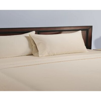 325 Thread Count Cotton Sheet Set Color: Shell, Size: Twin