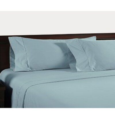 400 Thread Count Egyptian Quality Cotton Twin Sheet Set Color: Blue