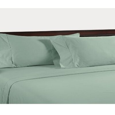 400 Thread Count Egyptian Quality Cotton Twin Sheet Set Color: Aqua