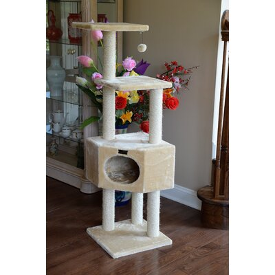 52 Classic Cat Tree