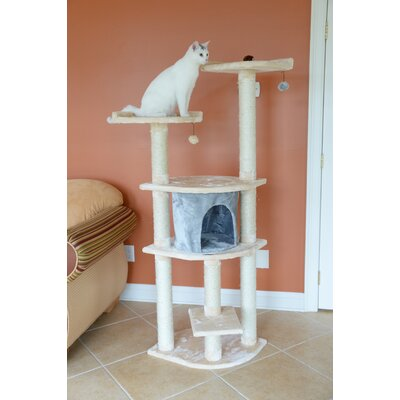 64 Classic Cat Tree