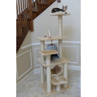 65 Classic Cat Tree
