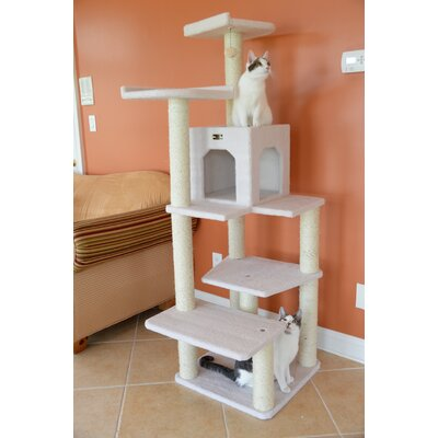 68 Classic Cat Tree