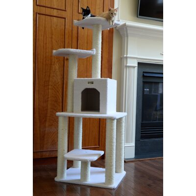 62 Classic Cat Tree