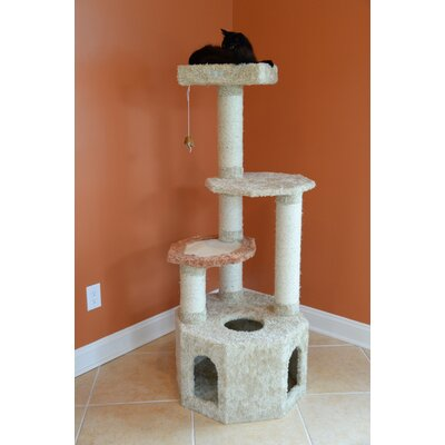 57 Premium Cat Tree