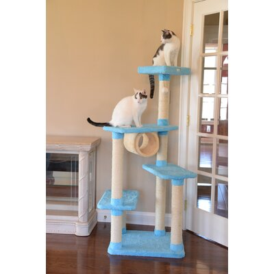 61 Premium Ultra Thick Cat Tree