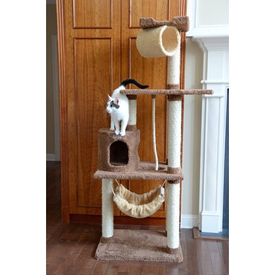 70 Premium Ultra-Soft Cat Tree