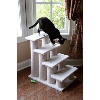 25 Classic 4 Step Cat Tree