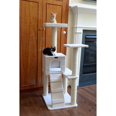 53 Classic Cat Tree