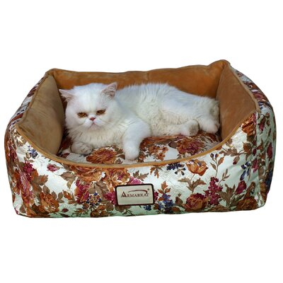 Pet Bed Size: Small (23 L x 20 W)