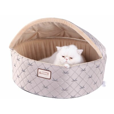 Cat Bed Size: Small - 17 L x 16 W