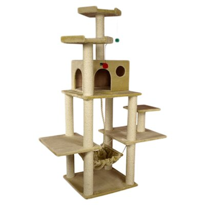 72 Classic Cat Tree