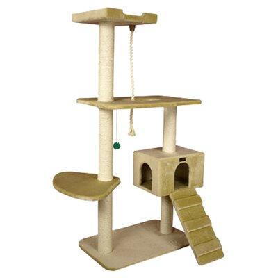 58 Classic Cat Tree