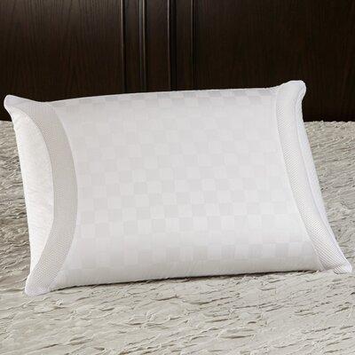 Classic Gel Memory Foam Pillow Size: Standard