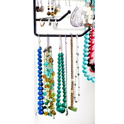 Mini Wall Mounted Jewelry Box
