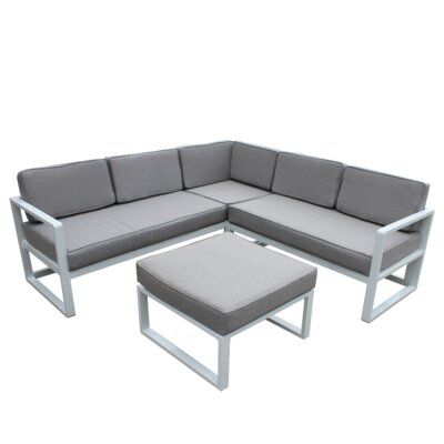 Riem Sectional with Cushions