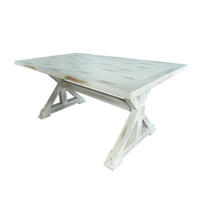 Pinon 63 Aluminum Dining Table