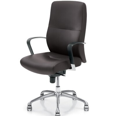 Dorso E High Back Leather Executive Chair Product Image 1127