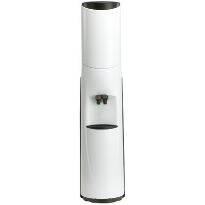 Pacifik Bottleless Free-Standing Hot and Cold Water Cooler BTLSPH101P-01