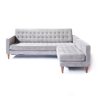 Jovan Flip Reversible Sectional