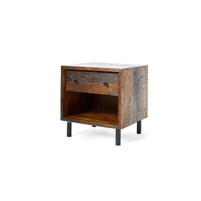 Collinsworth 1 Drawer Nightstand