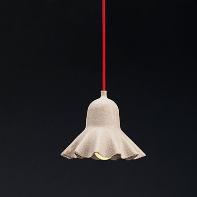 Egg of Columbus 1-Light Mini Pendant