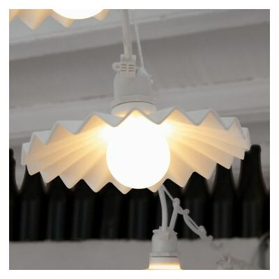 Bellavista Cappello 7.88 Silicon Novelty Pendant Shade (Set of 5) Color: White