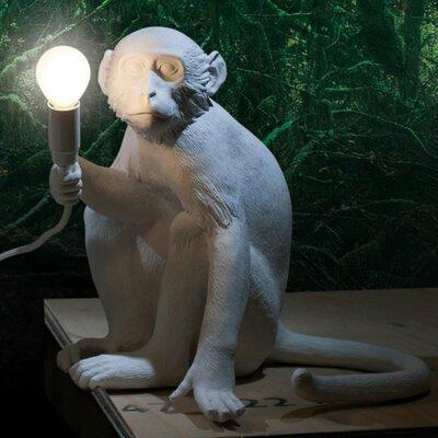 Seletti Sitting Monkey Statue