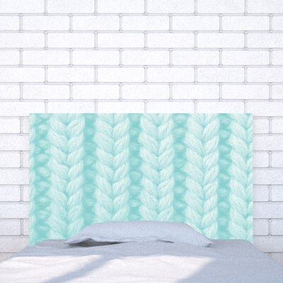 Upholstered Panel Headboard Size: Full