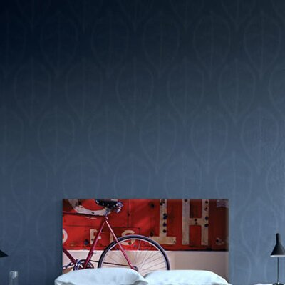 Asta Upholstered Panel Headboard Size: Queen