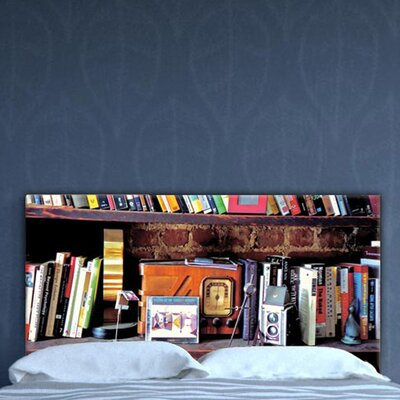Arvid Upholstered Panel Headboard Size: Full
