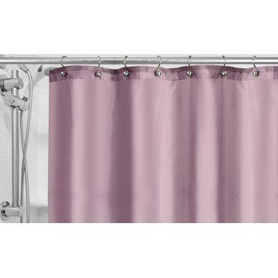 Shower Curtain Liner Color: Lavender
