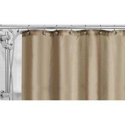 Burban Shower Curtain Liner Color: Linen