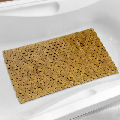 Fiji Bath Mat Color: Natural