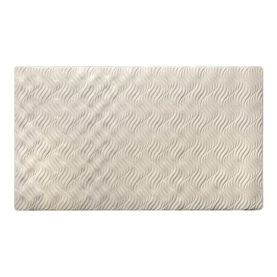 Dream Rubber Bath Mat Color: Beige