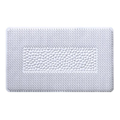 Bridgewater Rug Mat Color: White