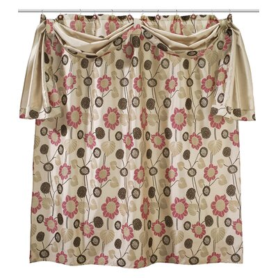 Lillian Scarf Shower Curtain