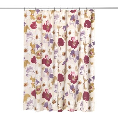 Dahlia Rose Shower Curtain