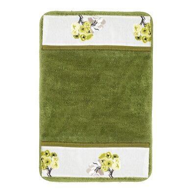 Canteen Flower Bath Rug