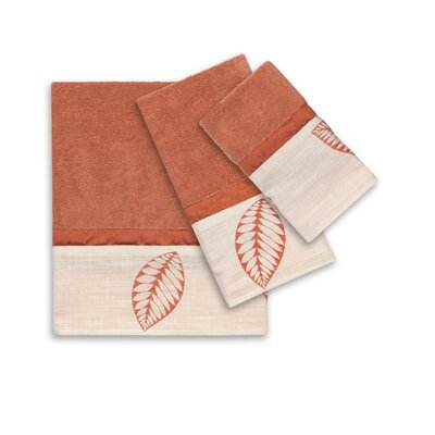 Fiji 3 Piece Towel Set