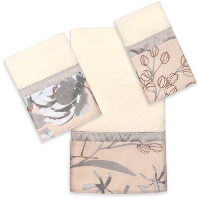 Ashley 3 Piece Towel Set