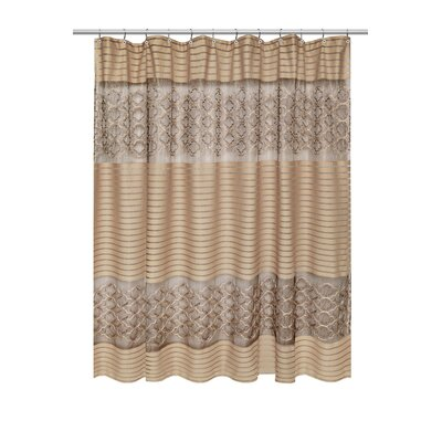 Spindle Shower Curtain
