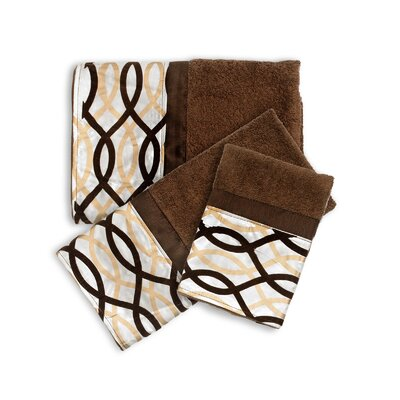 Harmony 3 Piece Towel Set