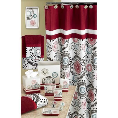 Suzanni Shower Curtain