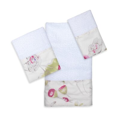 Floor Haven 3 Piece Towel Set