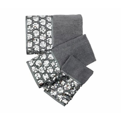 Sinatra 3 Piece Towel Set