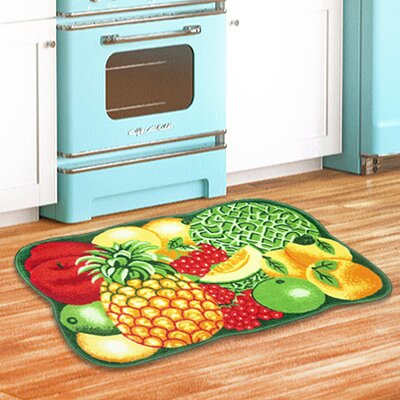 Fruit Bunch Kitchen Mat